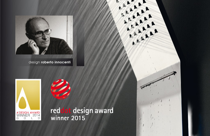 OBLIQUA – Wins the Red Dot Award 2015